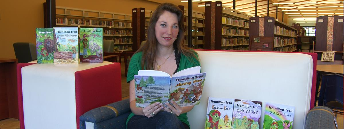 Invite Kathleen to read to your group of children!